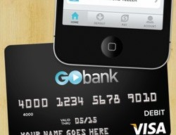 GoBank Card and App