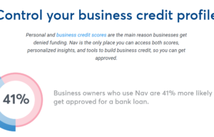 Get Free Personal and Business Credit Scores at Nav.com