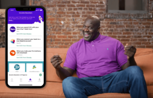 Shaq and the Steady App