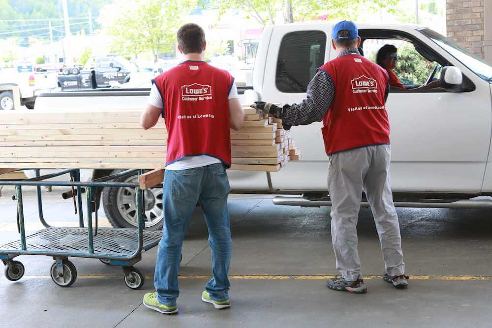 Lowes Workers Hired During Coronavirus